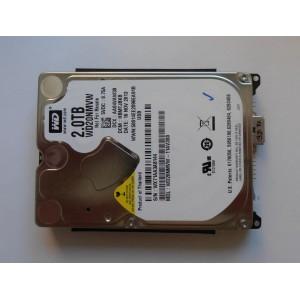 "Жесткий диск WD20NMVW-11AV3S0 2Tb HBMTJBKB 2.5"" 16Nov2013 USB 3.0"