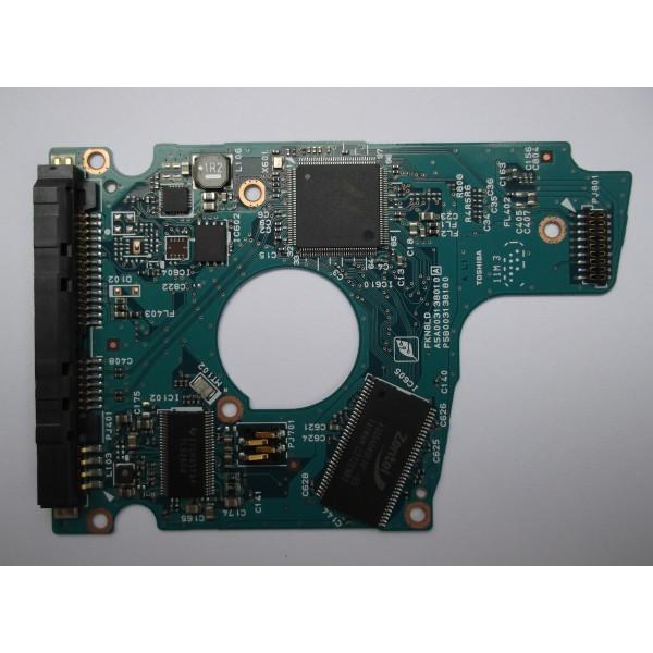 "Контроллер G003138A TOSHIBA MQ01ABD032 AAG AA00/AX001F 320gb 2.5"" SATA HDKEB04G0A01 T"