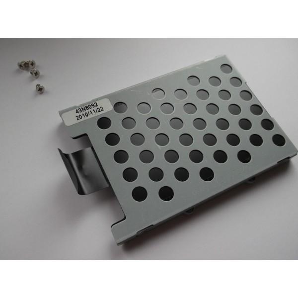 Корзина крепление (рамка, салазки) жесткого диска для ноутбука Lenovo 43N8092