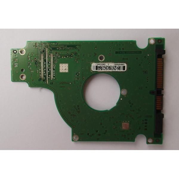 "Контроллер 100398689 REV C жесткого диска HDD Seagate ST9160821AS 9S1134 2.5"" 160 gb SATA"