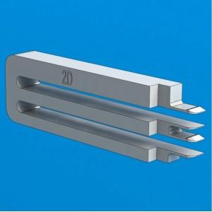 """Инструмент для снятия головок жестких дисков Hitachi HGST 2D, 2,5"""", 2 диска"""
