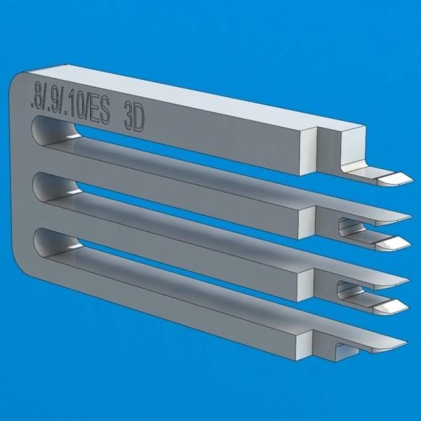 """Инструмент для снятия головок жестких дисков Seagate 7200.8/.9/.10/ES 3D 3,5"""", 2-3 диска"""