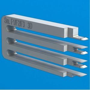 """Инструмент для снятия головок жестких дисков Samsung F1 F2 F3  3D, 3,5"""", 2-3 диска"""