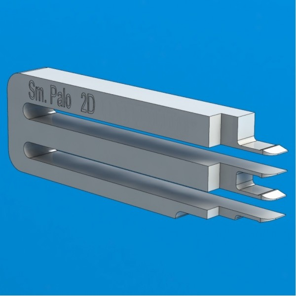 """Инструмент для снятия головок жестких дисков Samsung Palo 2D 3,5"""", 1-2 диска"""