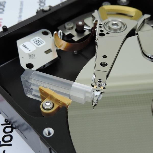 """Инструмент для снятия головок жестких дисков Seagate Grenada 3D 3,5"""", 1-3 диска"""
