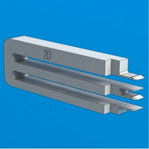 """Инструмент для снятия головок жестких дисков Samsung M8 M8E M8BP2 M7S2 2D, 2,5"""", 1-2 диска"""