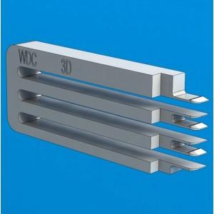"Инструмент для съёма головок жестких дисков WD Helios 3D (E-тип), 2.5"", 3 диска"