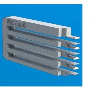 """Инструмент для съёма головок жестких дисков WD ZEUS 4D (E-тип), 3.5"""", 4 диска"""