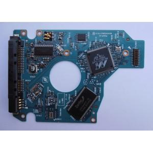 """Контроллер G002641A HDD TOSHIBA MK1665GSX A0/GJ003A 160gb 2.5"""" SATA"""