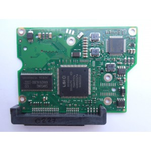 """Контроллер   100532367 REV C HDD Seagate ST500DM002-1BC142 3.5"""" 500Gb SATA"""