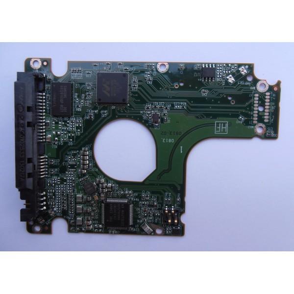 "Контроллер  Western Digital 771931-000 REV P1 WD5000LPVX-55V0TT0 500gb 2.5"" SATA"