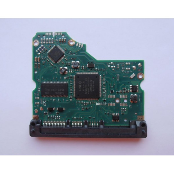 "Контроллер   100536501 REV A HDD Seagate ST31000528AS 9SL154 3.5"" 1Tb SATA"