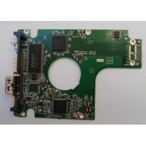 "Контроллер Western Digital 771961-001 REV A WD5000BMVW-11AJGS0 500gb 2.5"" USB 3.0"