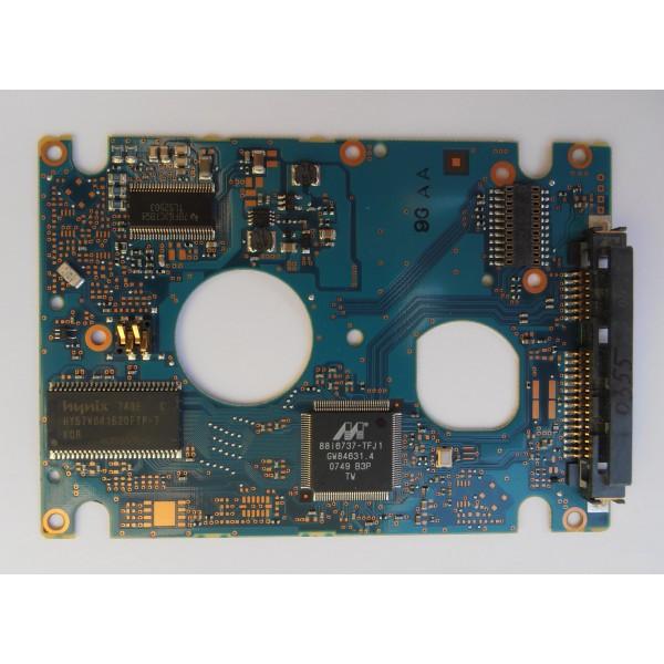 "Контроллер  FUJITSU MHY2200B CA06889-B45800TW CA26344-B32104BA 2.5"" SATA"