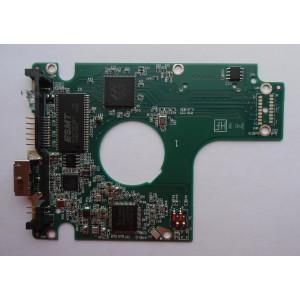 Контроллер Western Digital Board WD 771961-001 REV A A21V599 INIC-3608PN WD10JMVW-11AJGS1 2.5 USB 3