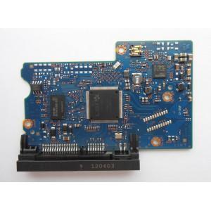 "Контроллер 0J21896, 0A90381 HDD Hitachi HGST HDS721010DLE630 SATA 1Tb 3.5"" SATA"