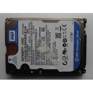 "Жесткий диск WD7500BPVT-24HXZT3 750Gb 03.01A03 HACT2AN 2.5"" SATA"
