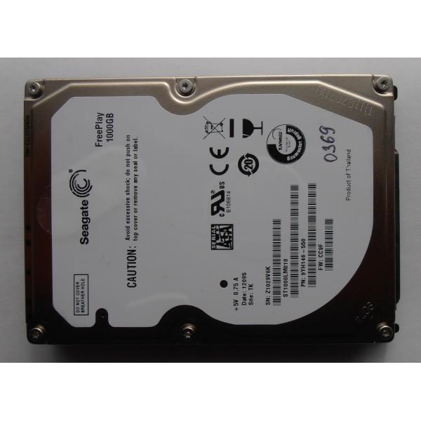 "Жесткий диск Seagate ST1000LM010-9YH146 CC9F 1Tb 2.5"" SATA TK FreePlay"