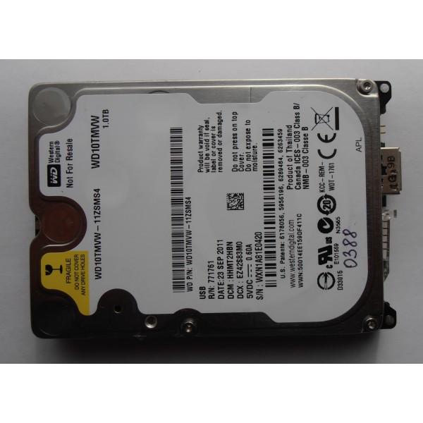 "Жесткий диск WD10TMVW-11ZSMS4 1Tb HHMT2HBN 2.5"" 23SEP2011 USB 3.0"
