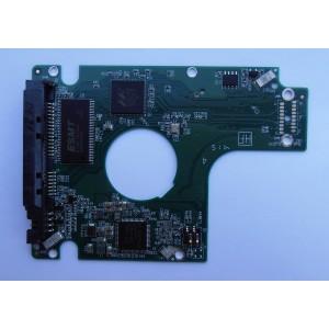 "Контроллер Western Digital 771960-000 REV A WD10JPVX-22JC3T0 1Tb 2.5"" SATA"