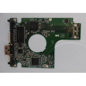 Контроллер Western Digital 771961-001 REV A WD20NMVW-11AV3S0 2Tb 2.5 USB 3.0