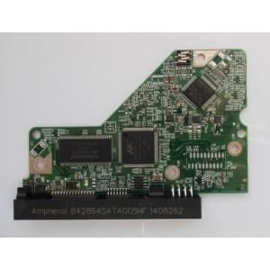 """Контроллер Western Digital 771640-003 REV A WD5000AAKX-22ERMA0 500gb 3.5"""" SATA"""