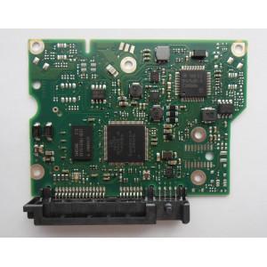 """Контроллер Seagate ST3000DM001-9YN166 100664987 REV A SH6968B 3.5"""" 3Tb"""
