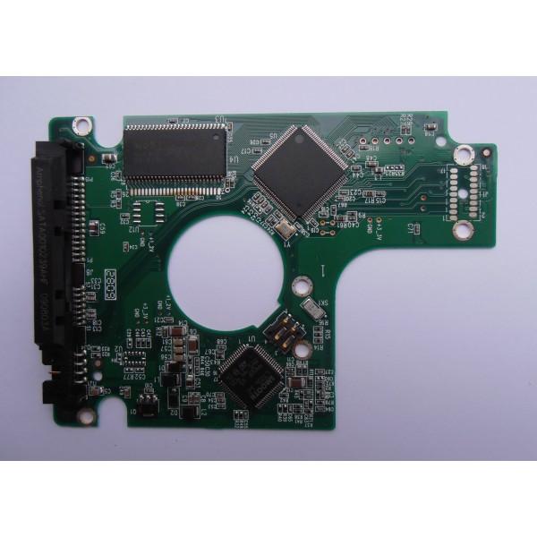"Контроллер  Western Digital WD2500BEVS-08VAT2 701499-005 REV P1 250Gb 2.5"" SATA"