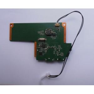 Контроллер Samsung D3 Station HX-D201TDB/G INIC3609_REV0.1 E248779 USB 3.0 SATA