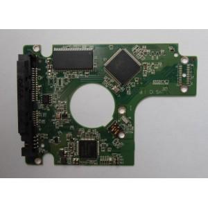 """Контроллер Western Digital 771672-004 REV A WD5000BEVT-24A0RT0 500Gb 2.5"""" SATA"""