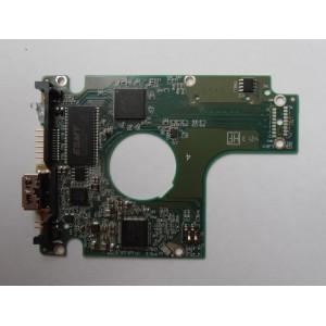 "Контроллер Western Digital 771961-001 REV A WD10JMVW-11AJGS2 1Tb 2.5"" USB 3.0"