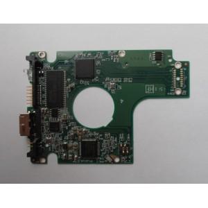 Контроллер Western Digital Board WD 771961-000 REV P1 A21V599 JMS538S WD10JMVW-11AJGS0 2.5 USB 3