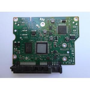 """Контроллер Seagate ST3000DM001-9YN166 PCB Board 100664987 REV B MCKXL 3.5"""" 3Tb"""