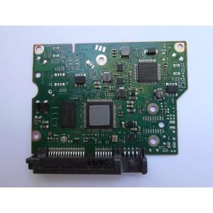 """Контроллер Seagate ST1000DM003-9YN162 PCB Board 100664987 REV A MCKXL 3.5"""" 1Tb"""
