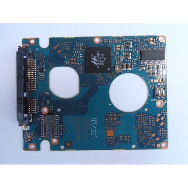 "Контроллер FUJITSU MJA2250BH G2 CA07083-B41400UB CA26350-B10304BA 2.5"" SATA"