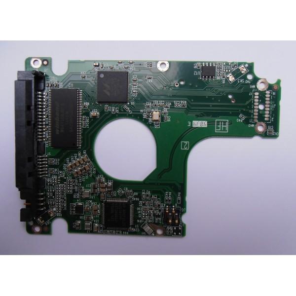 "Контроллер Western Digital 771959-000 REV A WD5000LPVX-22V0TT0 500gb 2.5"" SATA"