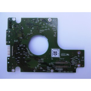 "Контроллер Western Digital 771801-002 REV A WD5000BMVW-11S5XS1 500gb 2.5"" USB 3.0"