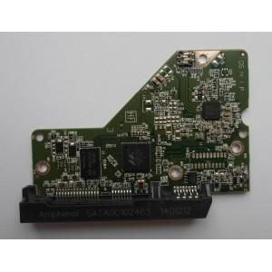 "Контроллер Western Digital WD10EZRX-00L4HB0 Board 771945-001 REV P1 1Tb 3.5"" SATA"