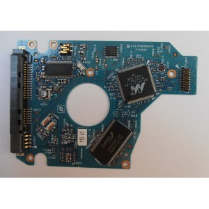 "Контроллер G002641A TOSHIBA MK2565GSX HDD2H84 GJ002F2 250gb 2.5"" SATA 0669"