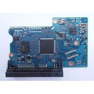 "Контроллер 0J21896 HDD Toshiba DT01ACA050 0A90381 AA10 3.5"" SATA 500Gb"