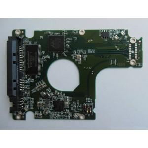 "Контроллер  HGST Western Digital 800018-001 REV P1 HTS725050B7E630 WD5000LPLX 500gb 2.5"" SATA"