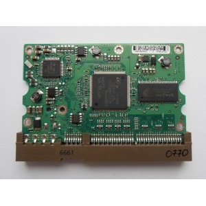 "Контроллер 100414872 REV A жесткого диска HDD Seagate ST3200820A 9BJ03F 3.5"" 200 gb IDE"