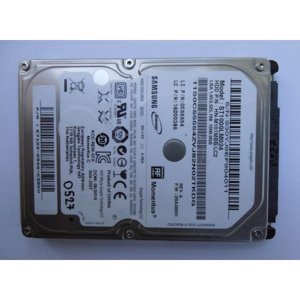 "Жесткий диск Samsung ST1000LM024 HN-M101MBB/LC2 2BA30001 1Tb 2.5"" SATA"