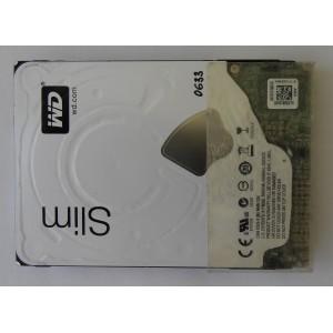 "Гибридный жесткий диск WD10S21X-24R1BT0 1Tb 03.01A02 HBTJBV0 01OCT2015 2.5"" SATA"