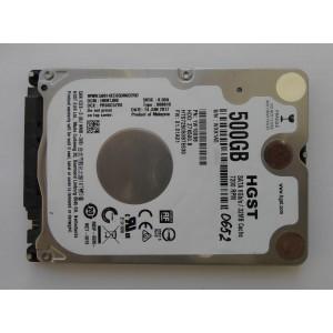 """Жесткий диск HTS725050B7E630 WD5000LPLX-HDRCVT0 500gb 2.5"""" SATA"""