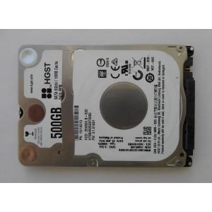"""Жесткий диск HGST HTS545050B7E660 500Gb 01.01A01 HAMTJHK 02JUN2016 2.5"""" SATA"""