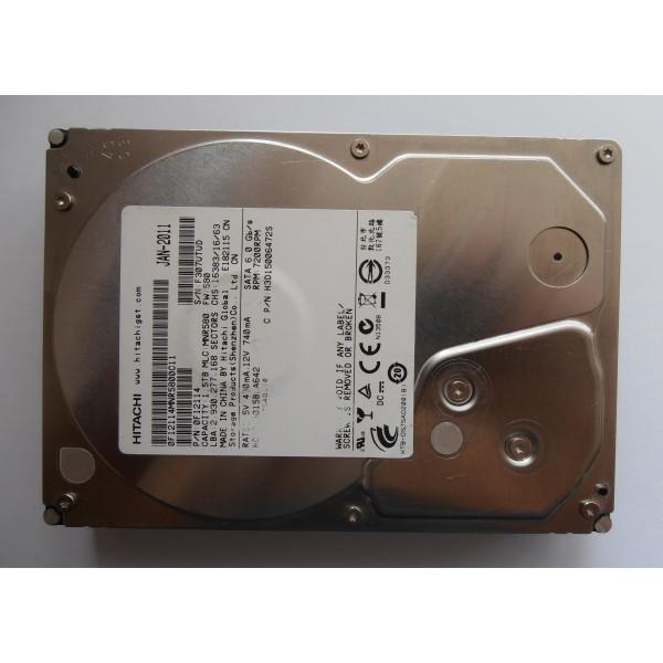 """Жесткий диск Hitachi HDS723015BLA642 JAN-2011 0F12114 SATA 3.5"""" 1500gb"""