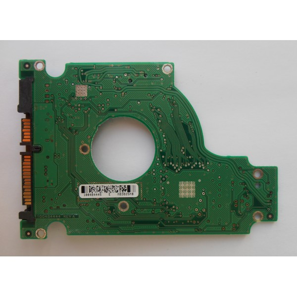 "Контроллер 100484444 REV A HDD Seagate ST9160827AS 9DG133 2.5"" 160gb SATA"