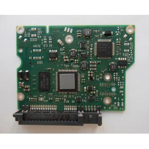 "Контроллер 100664987 REV A HDD Seagate ST2000VX000-9YW164 SH6968 3.5"" 2Tb SATA"