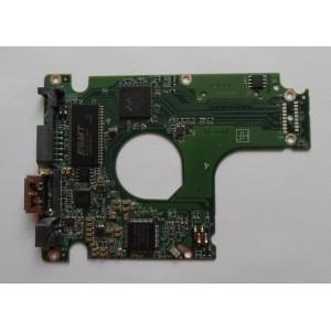 "Контроллер Western Digital 771962-002 REV A WD5000LMVW-11VEDS3 500gb 2.5"" USB 3.0"